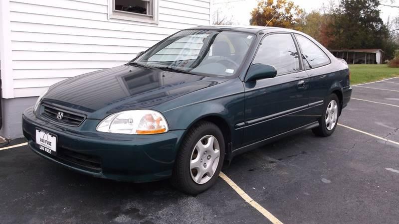 1998 Honda Civic EX 2dr Coupe   Wentzville MO