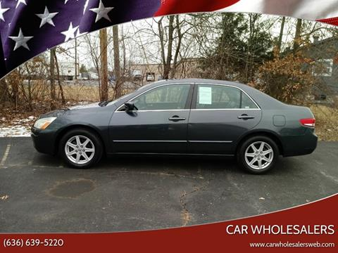 2004 Honda Accord for sale in Wentzville, MO