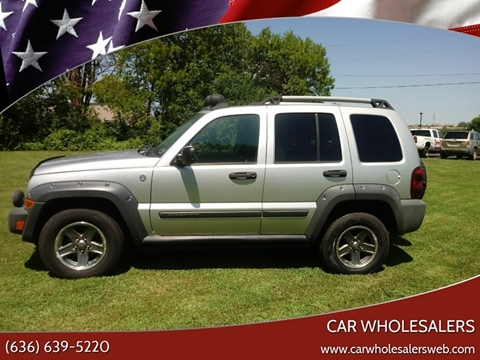2005 Jeep Liberty for sale in Wentzville, MO