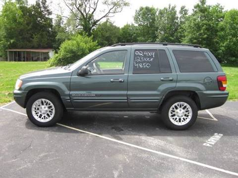 2002 Jeep Grand Cherokee for sale in Wentzville, MO