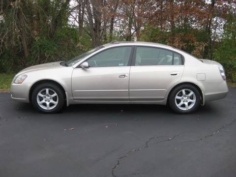 2005 Nissan Altima for sale in Wentzville, MO