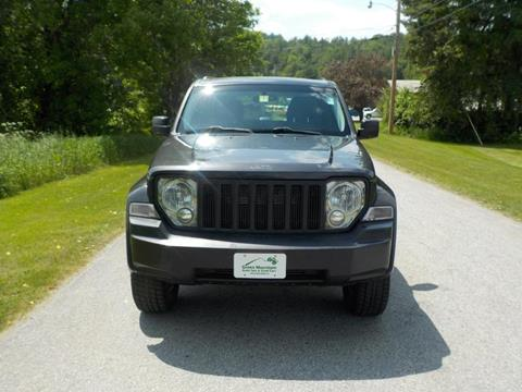 2011 Jeep Liberty for sale in Williamstown, VT