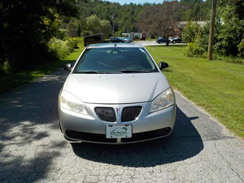 2006 Pontiac G6 for sale in Williamstown, VT