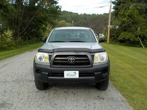 2007 Toyota Tacoma for sale in Williamstown, VT
