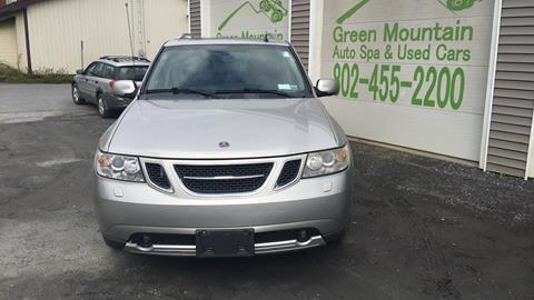 2008 Saab 9-7X for sale in Williamstown, VT
