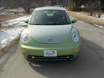 2001 Volkswagen New Beetle for sale in Williamstown, VT