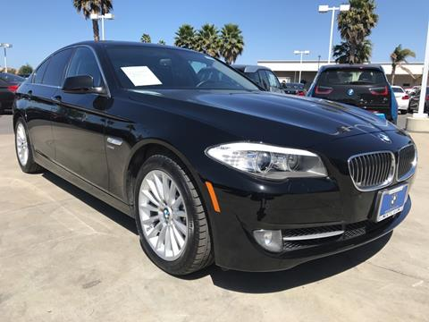 2011 BMW 5 Series for sale in Santa Maria, CA