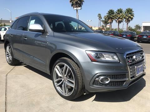 2014 Audi SQ5 for sale in Santa Maria CA