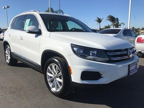 2017 Volkswagen Tiguan for sale in Santa Maria CA