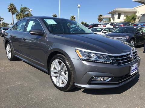 2017 Volkswagen Passat for sale in Santa Maria CA