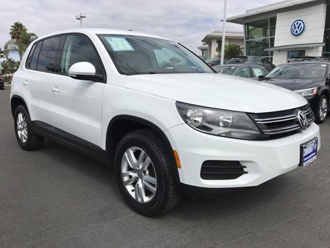 2014 Volkswagen Tiguan for sale in Santa Maria, CA