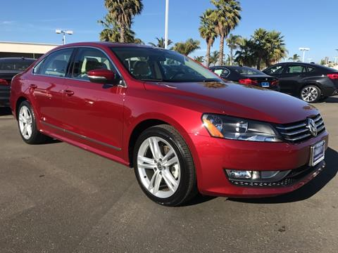 2015 Volkswagen Passat for sale in Santa Maria, CA