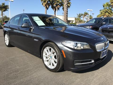 2014 BMW 5 Series for sale in Santa Maria CA