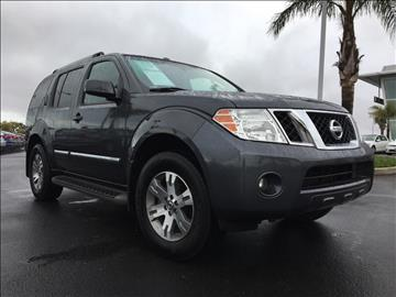 2012 Nissan Pathfinder for sale in Santa Maria, CA