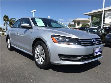 2015 Volkswagen Passat for sale in Santa Maria, CA