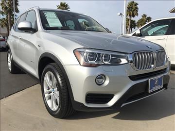 2015 BMW X3 for sale in Santa Maria, CA