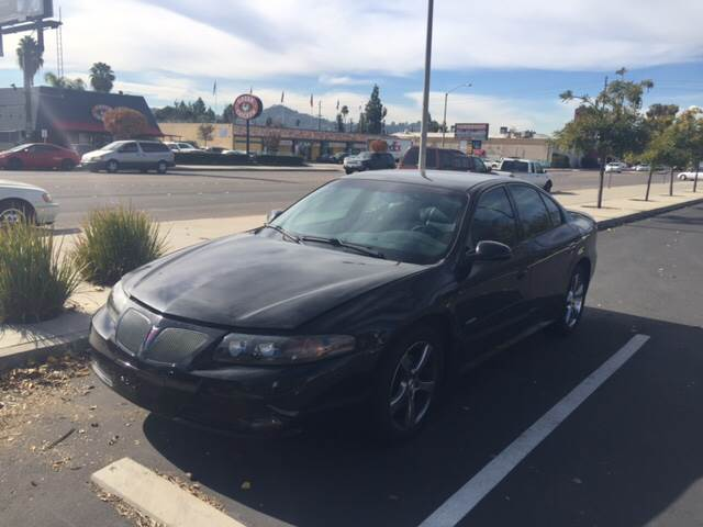 2004 Pontiac Bonneville for sale in El Cajon, CA