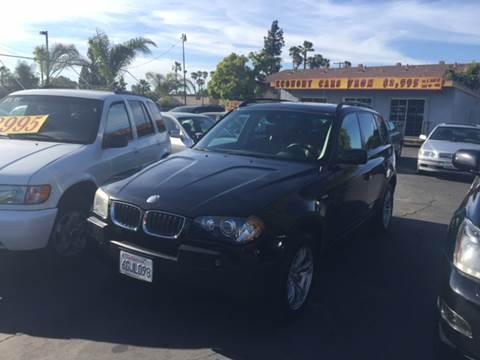 2005 BMW X3 for sale in El Cajon, CA