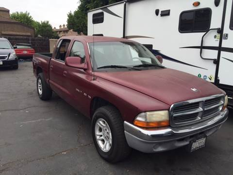 2001 dodge dakota for sale california. Black Bedroom Furniture Sets. Home Design Ideas