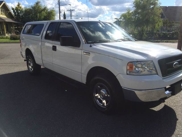 2005 Ford F-150 for sale at All Star Automotive in Tacoma WA
