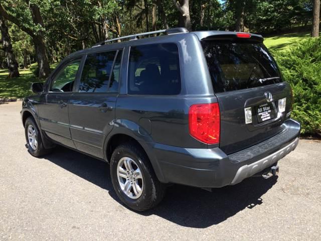 2003 Honda Pilot EX 4WD 4dr SUV - Tacoma WA