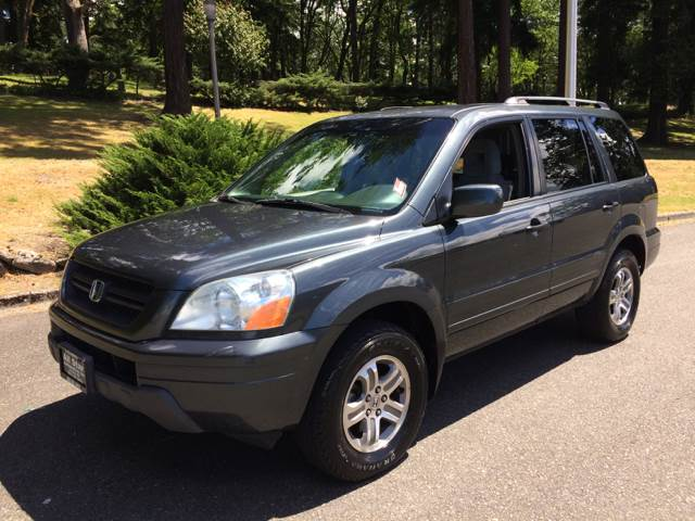 2003 Honda Pilot for sale at All Star Automotive in Tacoma WA