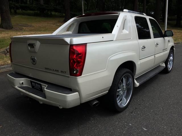 2002 Cadillac Escalade EXT AWD 4dr Crew Cab SB - Tacoma WA