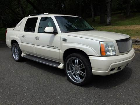 2002 Cadillac Escalade EXT for sale at All Star Automotive in Tacoma WA