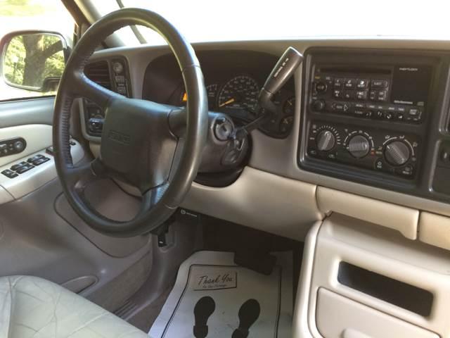 2000 GMC Yukon 4dr SLT 4WD SUV - Tacoma WA