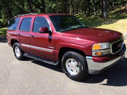 2000 GMC Yukon for sale at All Star Automotive in Tacoma WA