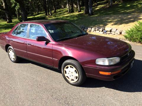1992 Toyota Camry for sale at All Star Automotive in Tacoma WA