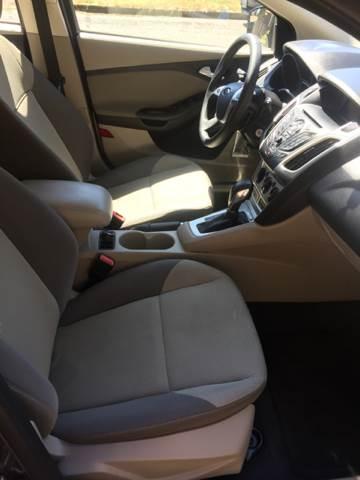 2013 Ford Focus SE 4dr Hatchback - Tacoma WA