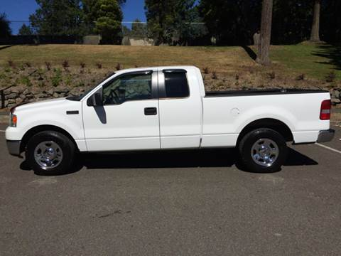 2006 Ford F-150 for sale at All Star Automotive in Tacoma WA