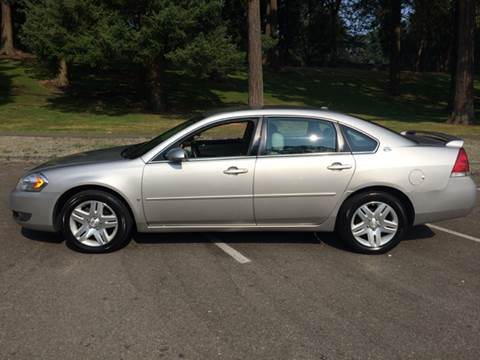 2007 Chevrolet Impala for sale at All Star Automotive in Tacoma WA