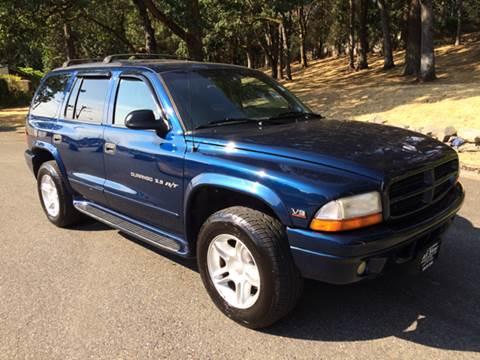 2000 Dodge Durango for sale at All Star Automotive in Tacoma WA