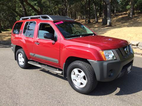 2005 Nissan Xterra for sale at All Star Automotive in Tacoma WA
