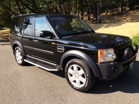 2006 Land Rover LR3 for sale at All Star Automotive in Tacoma WA