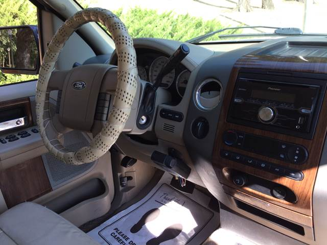 2004 Ford F-150 4dr SuperCrew Lariat 4WD Styleside 5.5 ft. SB - Tacoma WA