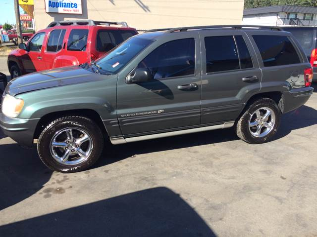 2002 jeep grand cherokee 4dr overland 4wd suv in tacoma wa all star automotive 2002 jeep grand cherokee 4dr overland
