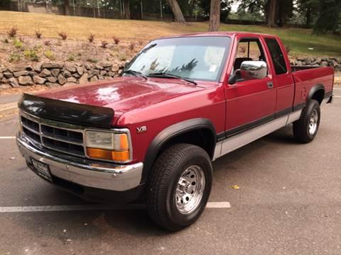 1996 Dodge Dakota for sale at All Star Automotive in Tacoma WA