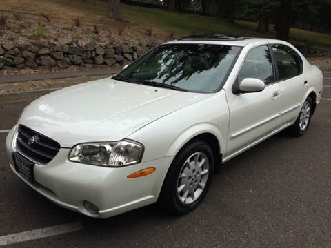 2000 Nissan Maxima for sale at All Star Automotive in Tacoma WA