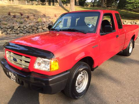 2003 Ford Ranger for sale at All Star Automotive in Tacoma WA