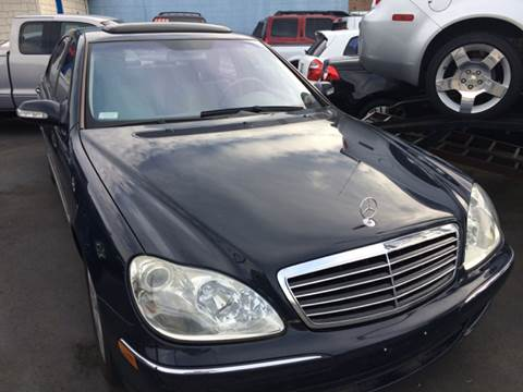 2004 Mercedes-Benz S-Class for sale in Tacoma, WA