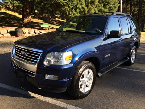 2007 Ford Explorer for sale at All Star Automotive in Tacoma WA
