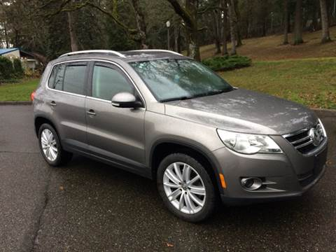 2011 Volkswagen Tiguan for sale at All Star Automotive in Tacoma WA