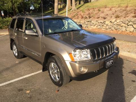 2005 Jeep Grand Cherokee for sale at All Star Automotive in Tacoma WA