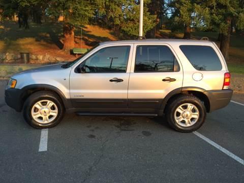 2002 Ford Escape for sale at All Star Automotive in Tacoma WA