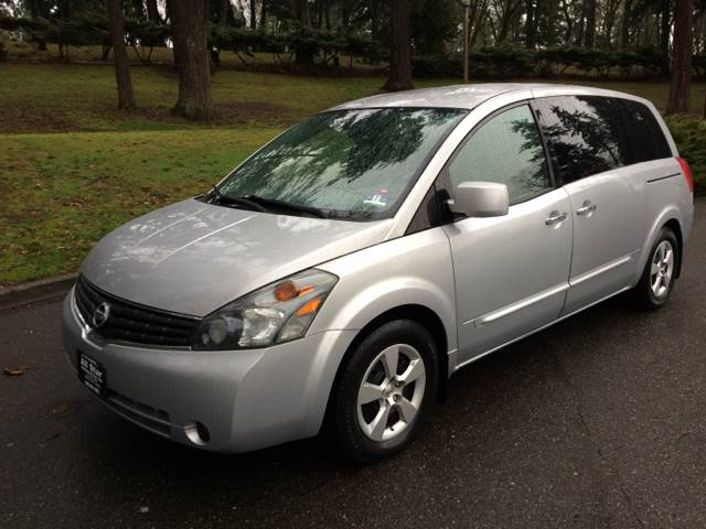 2007 Nissan Quest for sale at All Star Automotive in Tacoma WA