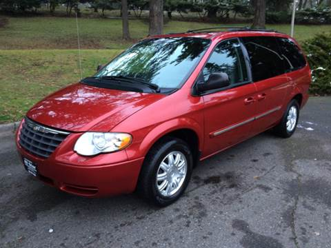 2005 Chrysler Town and Country for sale at All Star Automotive in Tacoma WA