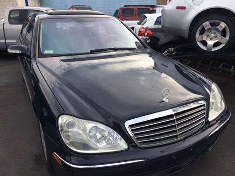 2004 Mercedes-Benz S-Class for sale at All Star Automotive in Tacoma WA